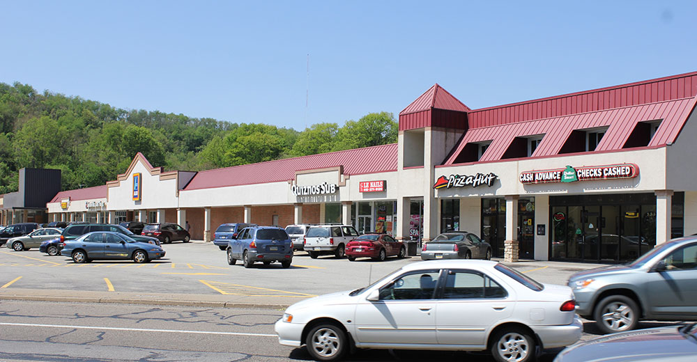 Ardmore Shopping Center Kamin Realty